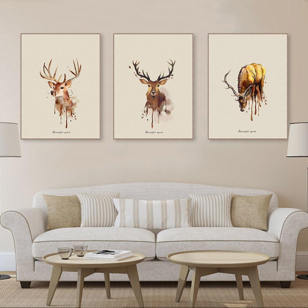 online get cheap vintage deer print -aliexpress | alibaba group