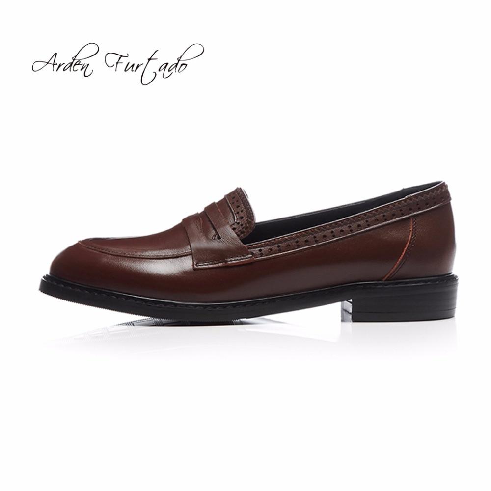 Oxford Chaussures en haute mélangé cuir qualité Sophitina véritable Femme de nRxpRE1