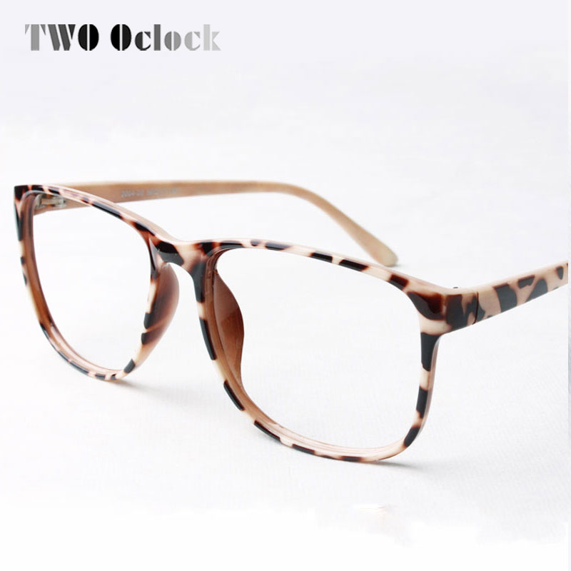 Aliexpress.com : Buy Trendy Women Leopard Print Glasses ...