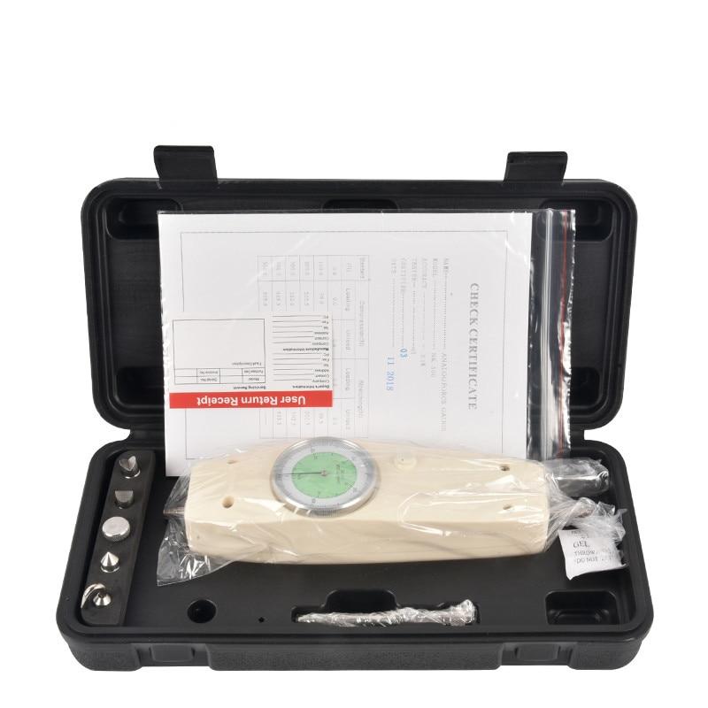 NLB-30 30N аналоговый Pull force калибровочный динамометр измерительные приборы высокого качества динамометр