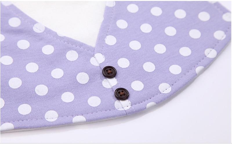 3 stuk bavoir bandana kwaliteit baby jongen meisje bib handdoek - Babykleding - Foto 5