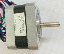 цена на NEMA17 Stepper Motor Holding Torque 12N.cm 17.1 oz-in 28mm Body Length CE ROHS CNC NEMA17 Stepper