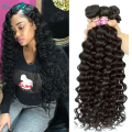 Curly Weave Human Hair Unprocessed Burmese Virgin Hair Rosa Queen Hair Products 4 Bundles Burmese Human Hair Extensions Deals