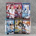 8 Pçs/lote Brinquedos do Anime Bleach Kurosaki Ichigo Kuchiki Rukia Aizen Sousuke Hitsugaya Ação PVC Figures Modelo Toy Boneca Com Base