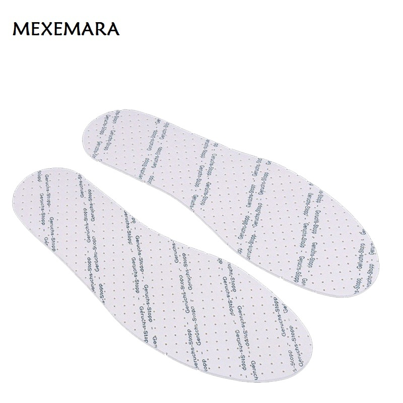 5pairs/lot Size 34-48 Men Women Soft Comfortable sport leather Shoe boot Insole Pad free Cutting gel feet care Sport Arc insoles expfoot orthotic arch support shoe pad orthopedic insoles pu insoles for shoes breathable foot pads massage sport insole 045