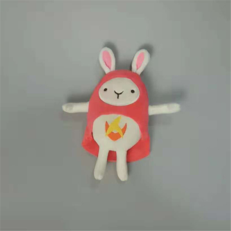 New Bing Sula Flop Pando Plush Hot Bunny Rabbit Elephant Stuffed Animals Plush Toy For Kids Girls Christmas Suprise Gifts