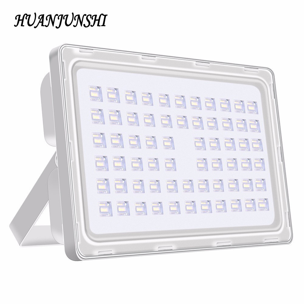 5pcs/lot LED Flood Lights 200W 110V Floodlight IP65 Waterproof LED Street Spotlight Refletor LED Outdoor Lighting Gargen Lamps ultrathin led flood light 200w ac85 265v waterproof ip65 floodlight spotlight outdoor lighting free shipping