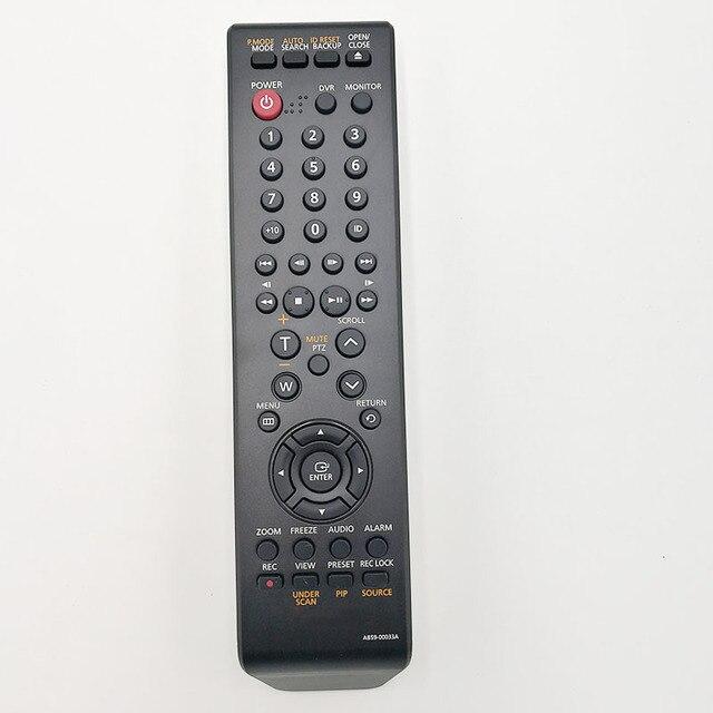 Originele Afstandsbediening Ab59 00033a Voor Samsung Tv Dvd In De Machine