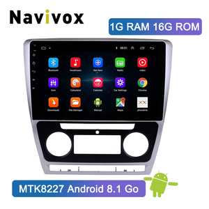 Navivox Android 8.1 4G Car Rad