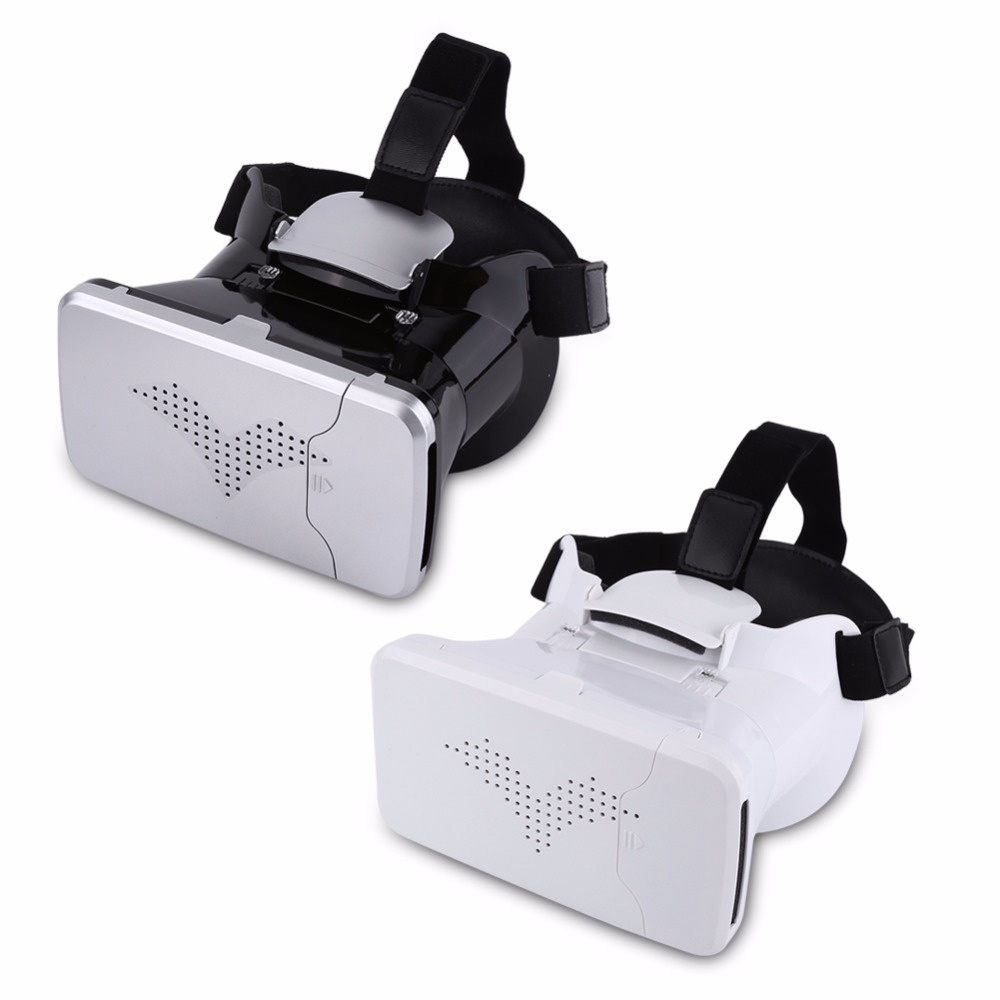 """For Ritech III RIEM3 <font><b>Virtual</b></font> <font><b>Reality</b></font> For <font><b>VR</b></font> box <font><b>Headset</b></font> 3D <font><b>Glasses</b></font> <font><b>Adjustable</b></font> Goggles For 3.5-6"""" smartphone for iphone Samsung"""