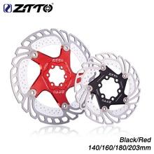 ZTTO bike brake cooling disc floating ice rotor for mountain bike gravel road bike 203mm 180mm 160mm 140mm cool Rotor vs RT99 RT цены онлайн
