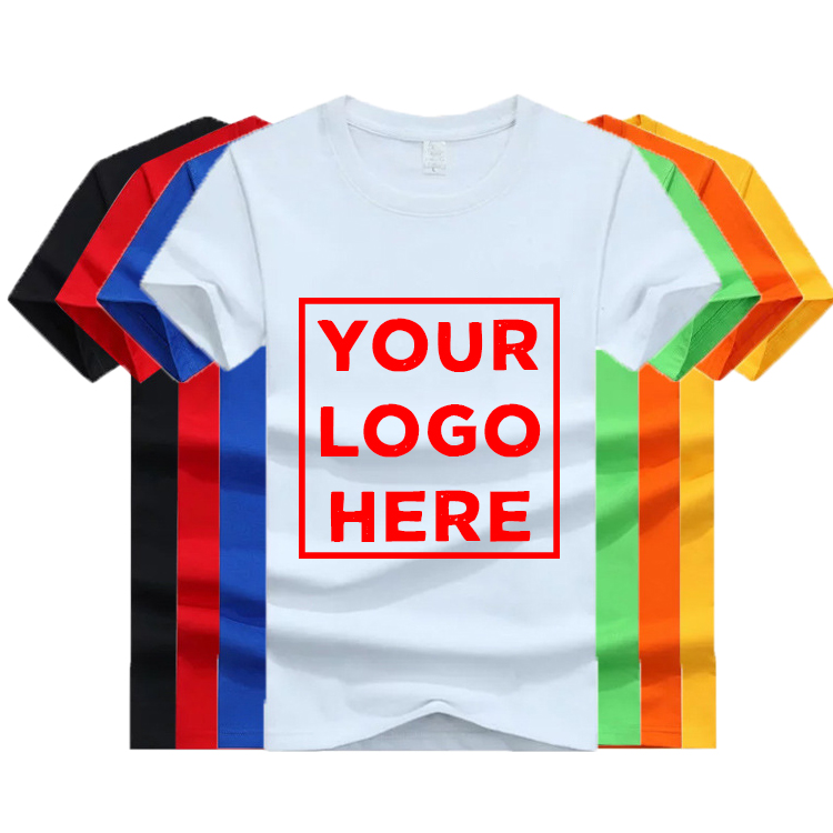 ZSIIBO Female Male Tees Customized Provide T-shirt Girls Boy Family Matching Clothes Summer Short-sleeve Tees Kids Tops Outfits
