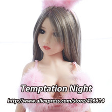 100cm Life size mini silicone sex dolls with Metal Skeleton inside,Full body love dolls for men vagina real pussy sex product