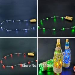 Led festoon cork wine bottle stopper star christmas tree garland wire string lights new year vase.jpg 250x250