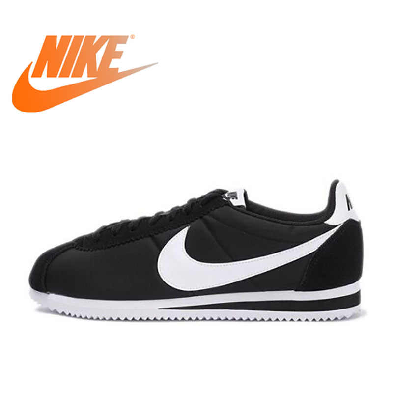 0ee2cac99fcf Original Authentic Nike Classic Cortez Latex Breathable Women s Running  Shoes Sports Sneakers Comfortable Fast Classic 807472