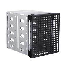 Get more info on the  Wholesale New 5 Slots 3.5inch SATA SAS HDD Cage Rack Hard Driver Tray Caddy with Fan Space