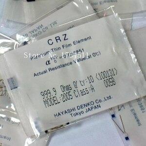 Image 2 - [Bella] [importado] japão lin eletricista alta precisão filme fino resistência térmica pt100 pt1000 rtd CRZ 2005 100 A    50 pçs/lote