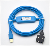 USB JZSP CMS02 Suitable Yaskawa Sigma II/ Sigma III Series Servo Debugging Programming Cable SGM PC TO Servo Packs Cable