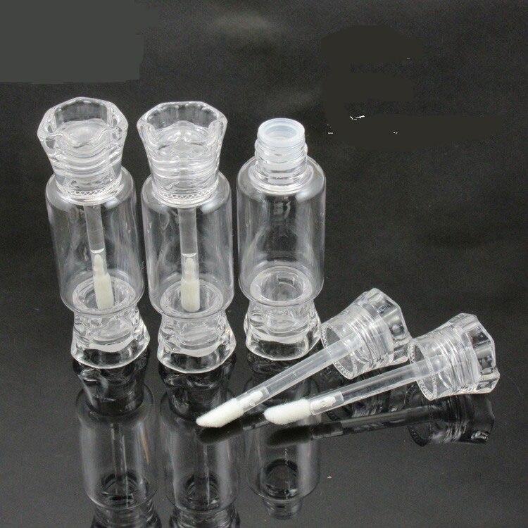 13 мл симпатичный тюбик для блеска для губ контейнер для гигиенической помады контейнер для красоты мини бутылка для многоразового использования блеск для губ образец для женщин Девушка Gif