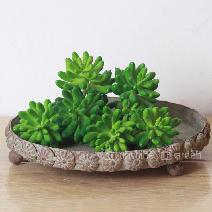 1 PC/LOT Succulent plant artificial flower DIY Home & Wedding Decoration Plant