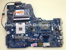 Do toshiba satellite a660 a665 p750 p755 laptopa płyty głównej z grafiką hm65 k000121720 phqaa la-6831p zdjęcie nr 999