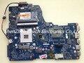 Para toshiba satellite a660 a665 p750 p755 madre k000121720 placa madre del ordenador portátil con gráficos hm65 phqaa la-6831p