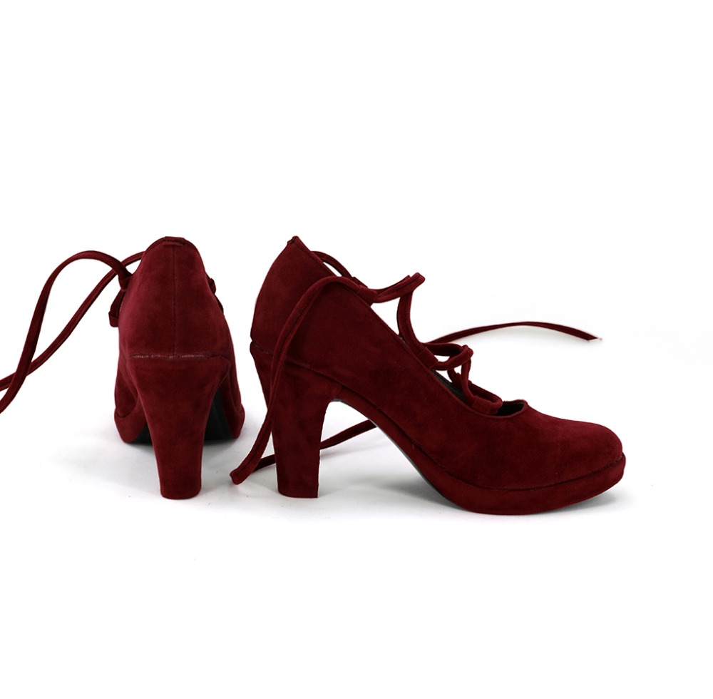Queenie Goldstein Shoes Cosplay Fantastic Beasts The Crimes