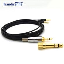Kulaklık kablosu Sennheiser HD477 HD497 HD212 pro EH250 EH350 kulaklık Audioquest Nightowl 6.35/3.5mm için 2.5mm
