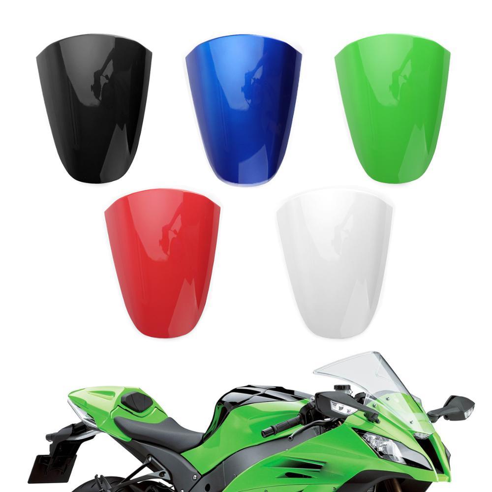 Areyourshop pour Kawasaki Ninja ZX12R 2000-2008 2001 2002 moto ABS assenger capot de siège arrière
