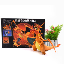 cmt instock bandai tamashii nations original s h figuarts shf kamen rider nomega pvc anime figure collection model toy figuar Anime Charizard Y Pikachu PVC figurine PVC Action Figure Collection Model Christmas Gift Toy 13 cm