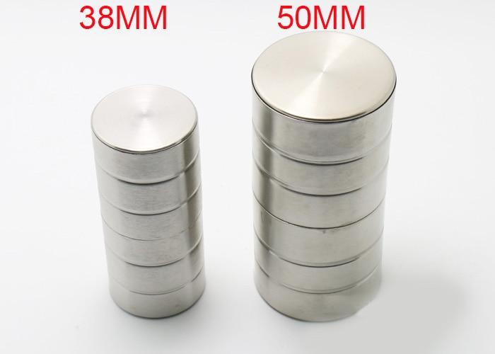 Bathroom Stall Knob 38mm-50mm-diame-stainless-steel-round-font-b-bathroom -b-font-shower-room-font-b-stall