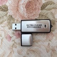 8G 16G Professional Voice Recorder Mini Audio USB Rechargeable Recording Dictaphone Wholesale For Conference Meeting