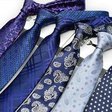 SHENNAIWEI 1200 иглы 7 см галстуки для мужчин Высокое качество gravatas жаккард Свадебный галстук тонкий corbatas hombre бизнес