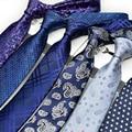Dassen stropdas SHENNAIWEI 7 cm lazos para los hombres de alta calidad jacquard boda gravatas corbata corbatas hombre 2016 nuevo