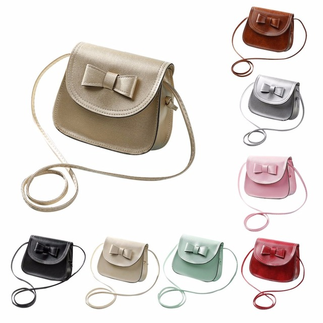 2018 NEW Luxury Handbags Women Bags Designer Bow Knot Decoration Mini Soft Single Strap Shoulder Bag Small Flap Mobile Phone Bag 1