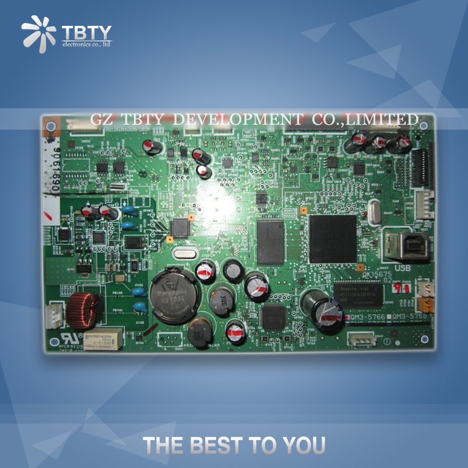 100% Test Main Board For Canon JX-210P JX 210P JX210P Formatter Board Mainboard On Sale formatter pca assy formatter board logic main board mainboard mother board for hp m775 m775dn m775f m775z m775z ce396 60001