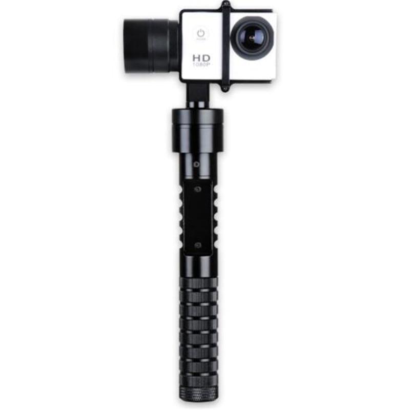 3-Axis Motorized Handheld Gimbal AFI A5 Brushless Gimbal Stabilizer Camera Steady Mount for Gopro Hero 5 4 3+ 3 SJCAM Sport Cam