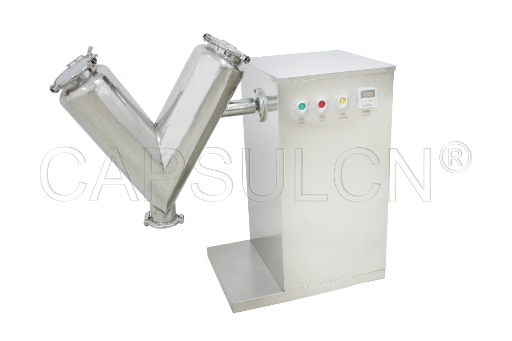 (20L) V20 Powder Mixing Machine/ Laboratory Mixer Machine/ V-mixer Machines / Powder Blending Machine (110V 60HZ) цена и фото