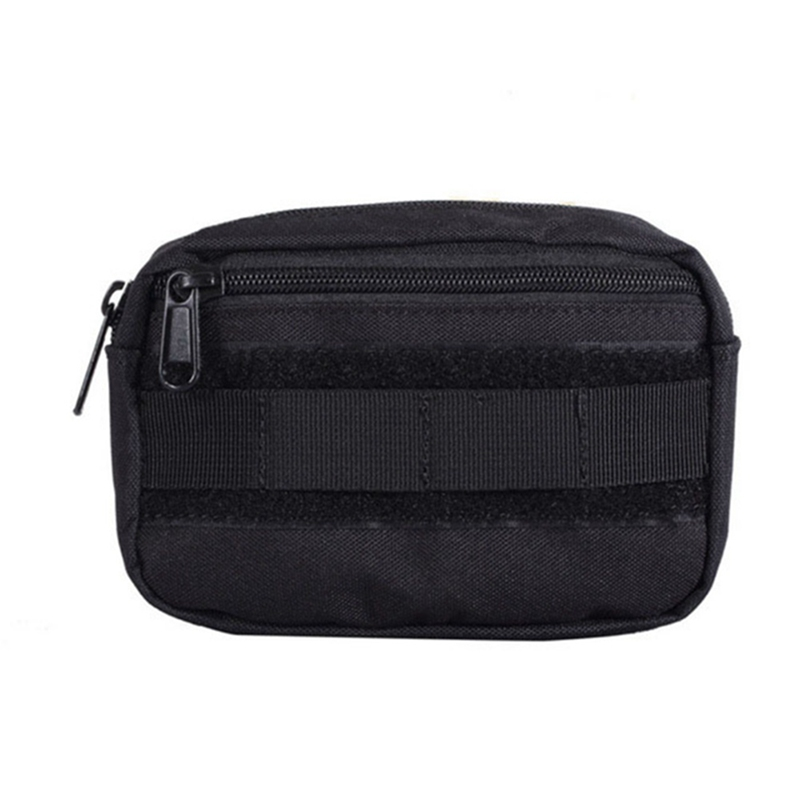 Portable Tactical Organizer Waterproof EDC Pouch Military Belt Pouch Hunting Pack Tool Bag Small Army Utility Bag