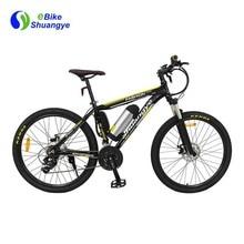 Bicicleta de montaña eléctrica del marco de la aleación de aluminio 350w