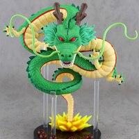 BANPRESTO Dragon ball Z Mega WCF green GOD Dragon DB MGO2 models