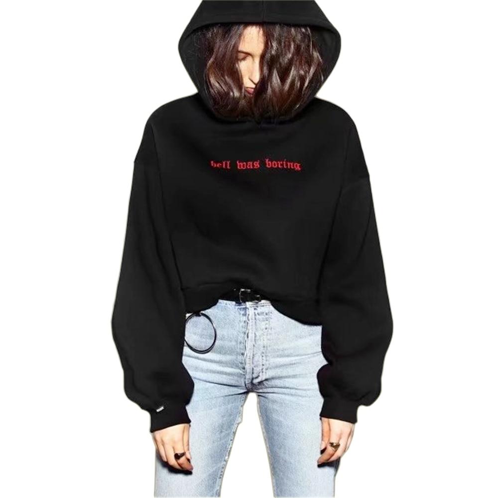 Ariana Grande Cropped Hoodies Women Autumn Winter Blackpink Harajuku Streetwear Bts Bt21 Got7 Monsta X Exo Oversized Hoody