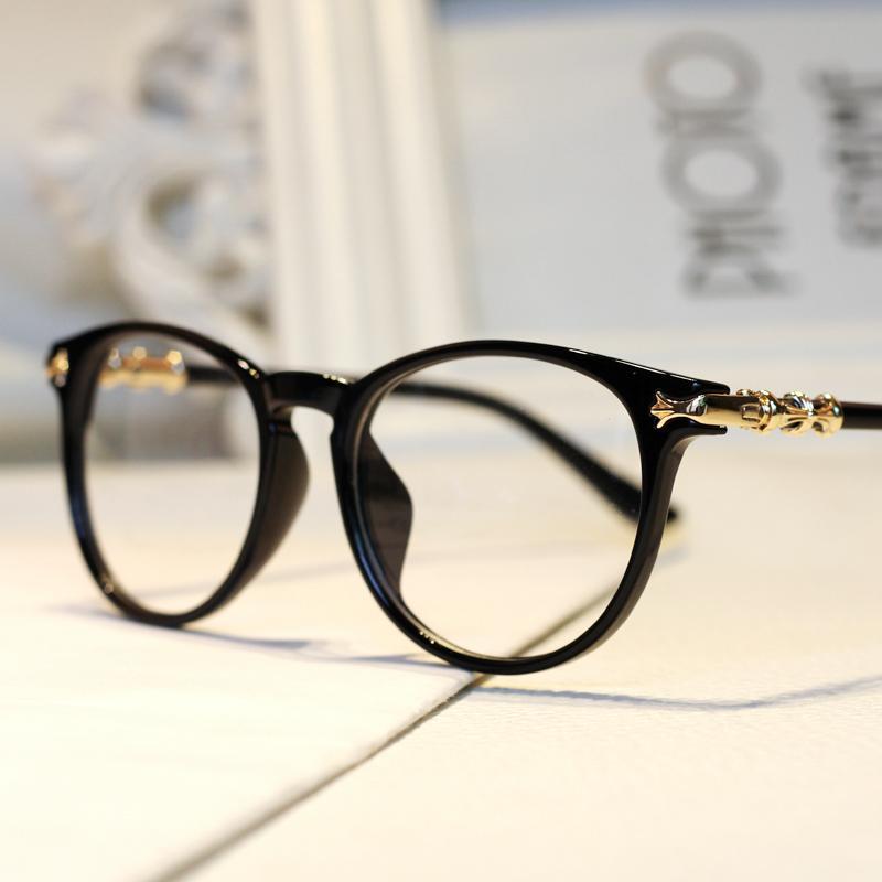 ddff1ad7b3 2016 mujeres retro grandes borrar marcos de los vidrios metal decoración  hombres las lentes de las para mujer gafas de lectura gafas gafas óptica,  ty3802, ...