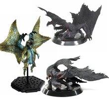 цена на Japan Monster Hunter World Game Gore Magala Dragon Model Collectible Monster Hunter 2G Action Figure Toy Gift