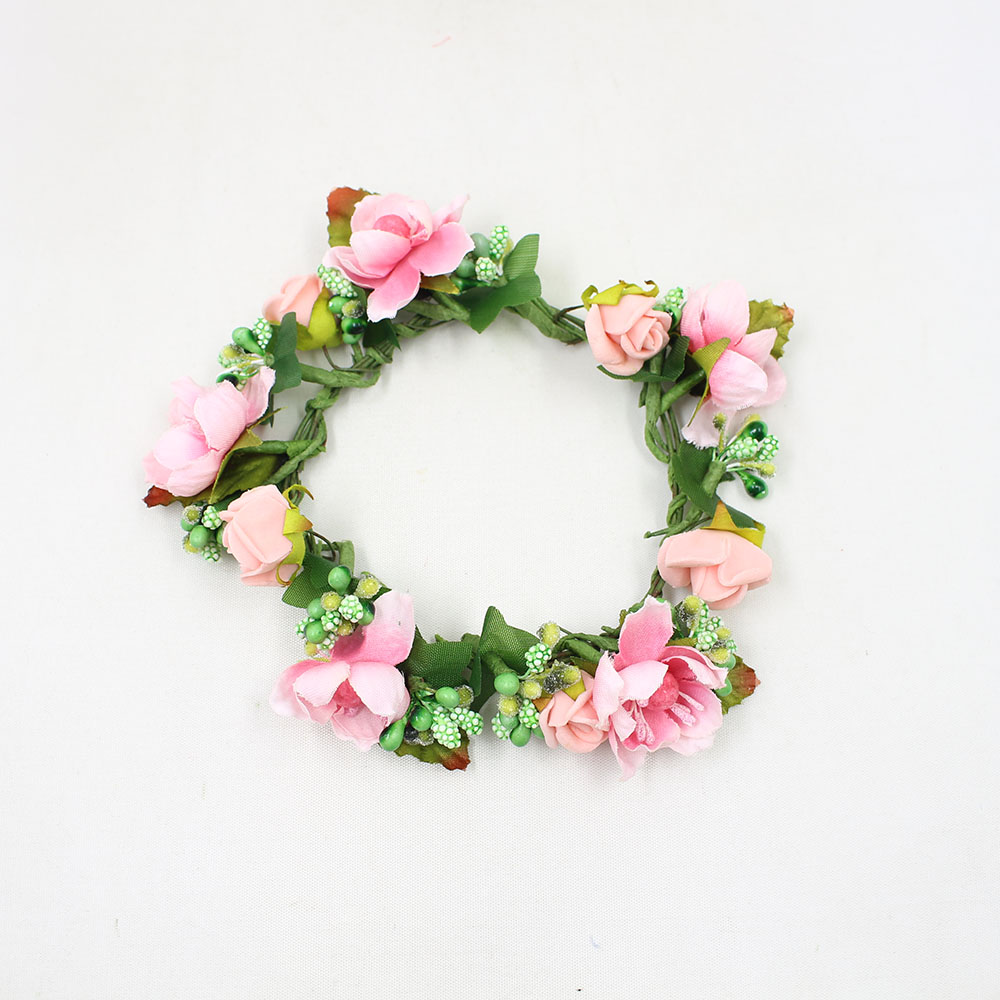 Neo Blythe Doll Wreath Garland Lei Anadem 2