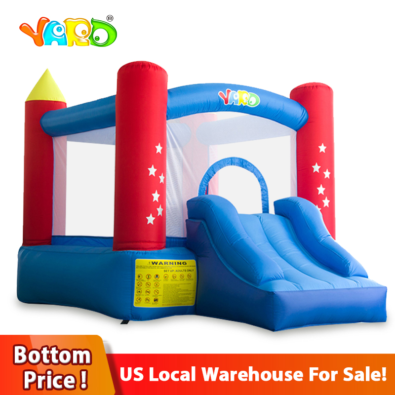 YARD Inflatable Castle Bouncers Games Castle For Kids Outdoors Home Use Inflatable Bouncy Ship Door To Door Christmas Gift yard inflatable castle bouncer games for kids combo jumping trampoline bouncy castle christmas gift ship express door to door page 7 page 5 page 5 page 6