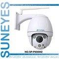 Suneyes SP-P906WZ 960 P 1.3MP HD PTZ Wifi IP câmera Dome ao ar livre 2.8 - 12 mm Zoom óptico com TF / Micro SD Slot para noite