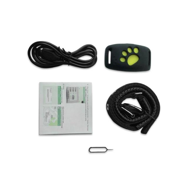 Dog Cat Collar USB Charging GPS Tracker