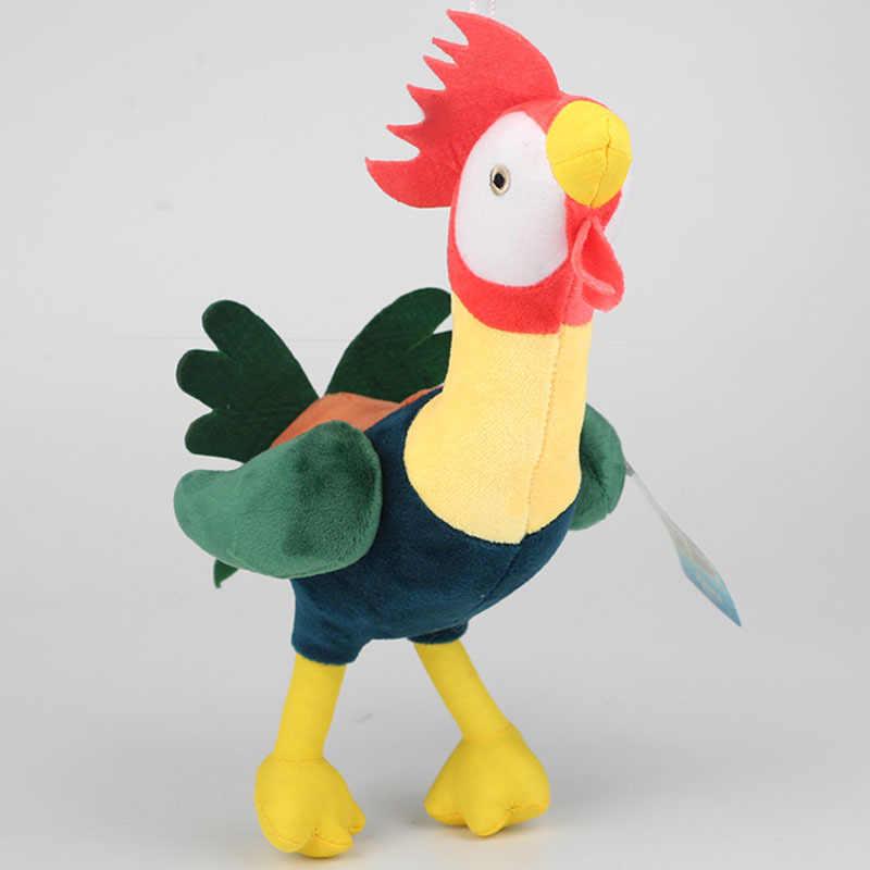 20 CM poupée Moana princesse jouets en peluche Moana Maui poulet cochon peluche poupée anniversaire cadeau de noël pour les enfants