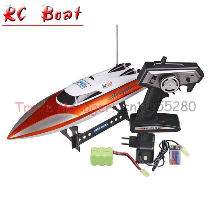 Free shipping Large-scale rc boats (12 *11.6*46) High-speed remote control boat , Gifts for children Remote sailing toys